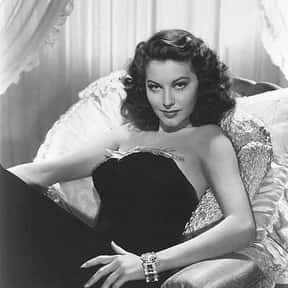 Ava Gardner is listed (or ranked) 24 on the list TV Actors from North Carolina
