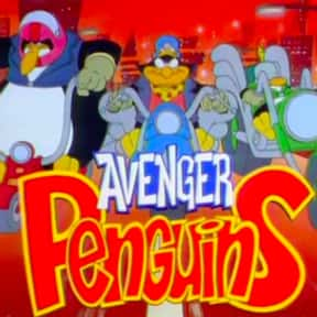 Avenger Penguins is listed (or ranked) 20 on the list The Best Bird Cartoons