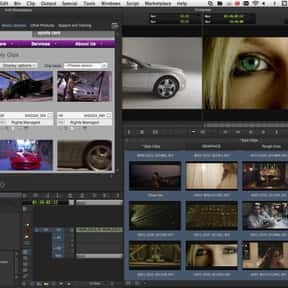 Avid Symphony is listed (or ranked) 6 on the list List of Video Editing Software