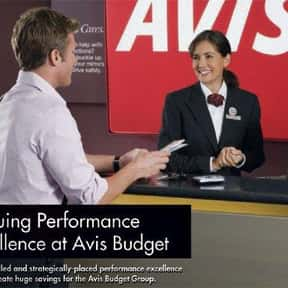 Avis Budget Group is listed (or ranked) 4 on the list Companies Headquartered in New Jersey