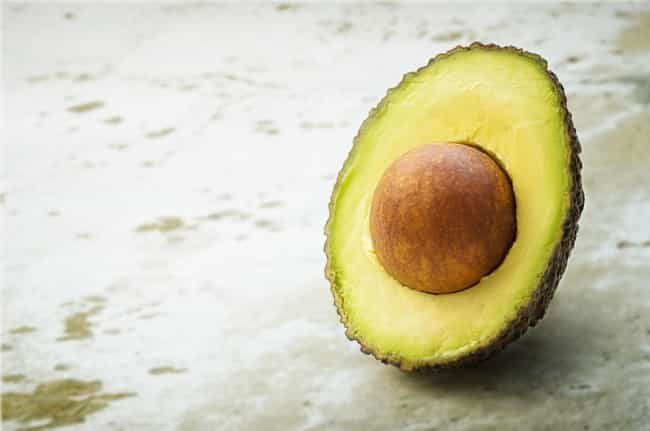 Avocado is listed (or ranked) 3 on the list 15 Aphrodisiacs And What They Actually Do To Your Body