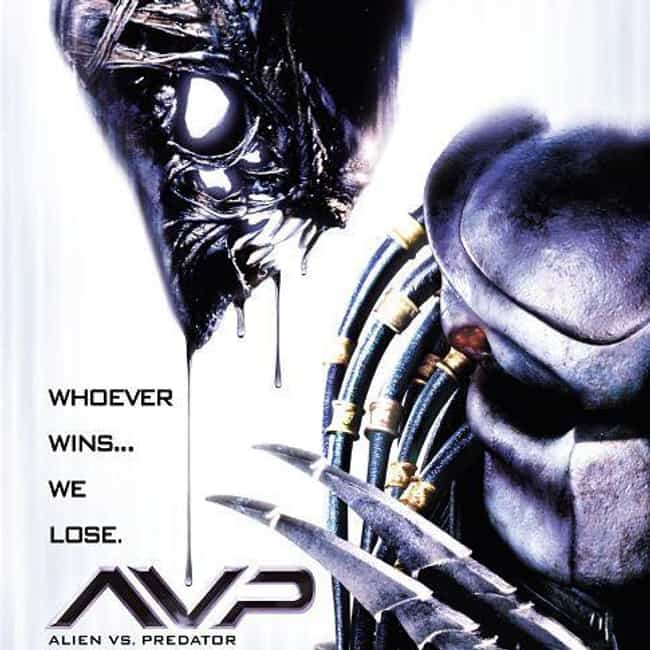 Alien vs. Predator is listed (or ranked) 3 on the list The Best Predator Movies