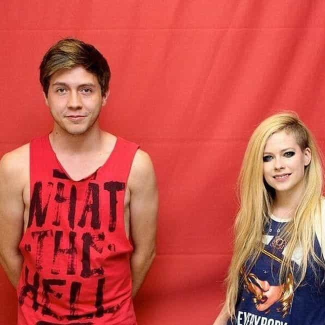 Avril Lavigne is listed (or ranked) 2 on the list Painfully Uncomfortable Celebrity Meet And Greet Photos