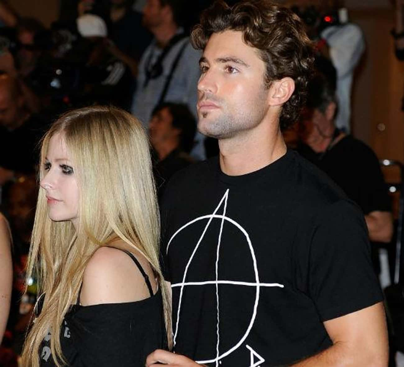 Avril Lavigne is listed (or ranked) 3 on the list Brody Jenner's Loves & Hookups