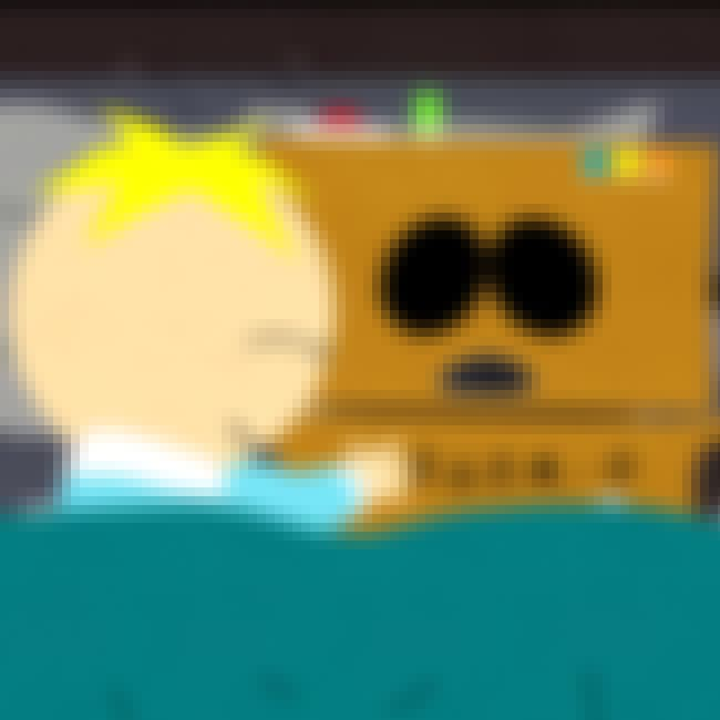 AWESOM-O is listed (or ranked) 8 on the list The Best South Park Episodes of All Time