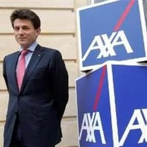 AXA Financial is listed (or ranked) 20 on the list Companies Headquartered in New York