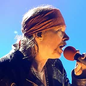 Axl Rose is listed (or ranked) 20 on the list List of Famous Singer-songwriters