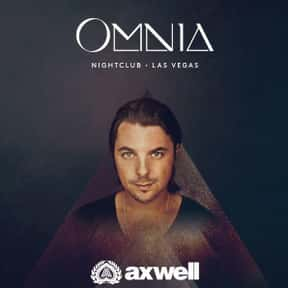 Axwell is listed (or ranked) 18 on the list The Best Las Vegas DJ Residencies Right Now