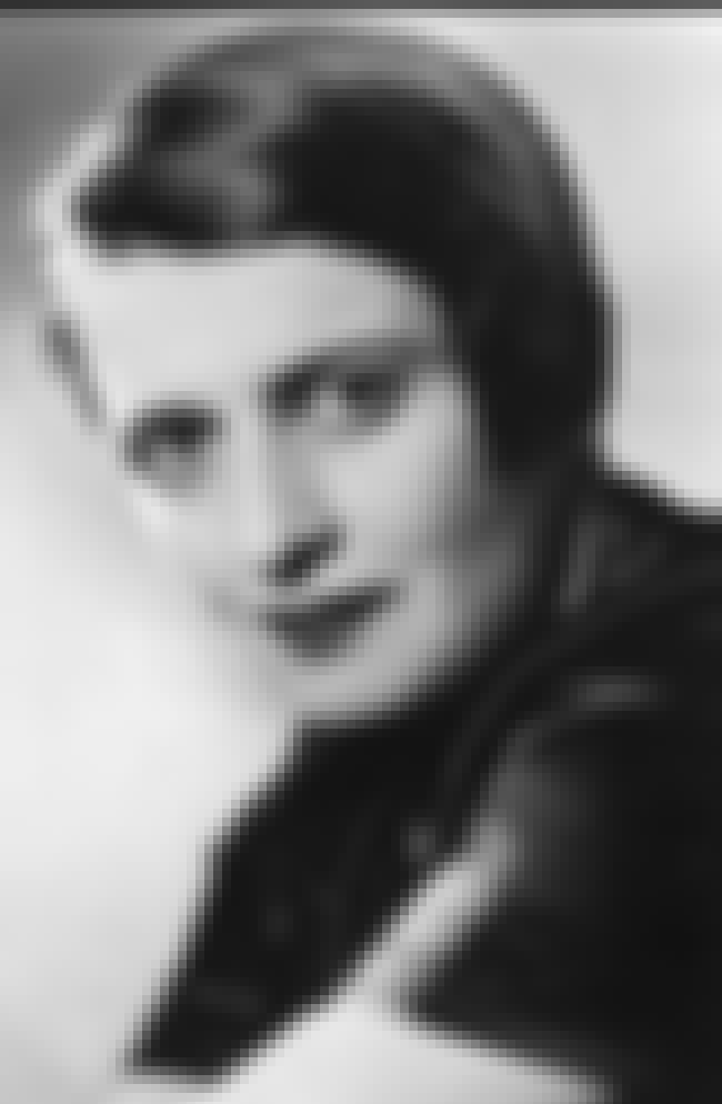 Ayn Rand is listed (or ranked) 4 on the list Famous Survivors of Lung Cancer