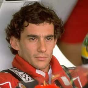 Ayrton Senna is listed (or ranked) 1 on the list Left Handed Racing Drivers