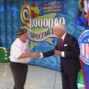 The Price Is Right is listed (or ranked) 3 on the list The Greatest Game Shows of All Time