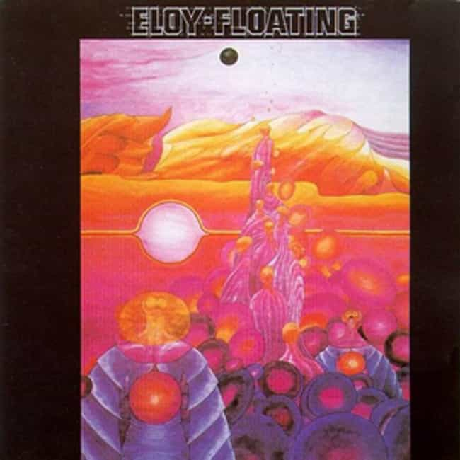 Floating is listed (or ranked) 4 on the list The Best Eloy Albums of All Time