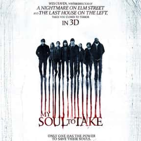 My Soul to Take is listed (or ranked) 4 on the list The Best Danai Gurira Movies