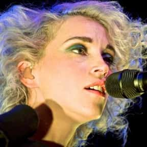 St. Vincent is listed (or ranked) 3 on the list The Best Female Indie Artists & Female-Fronted Bands