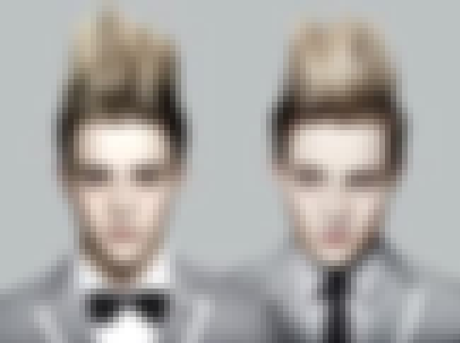 Jedward is listed (or ranked) 3 on the list Celebrity Juice Cast List
