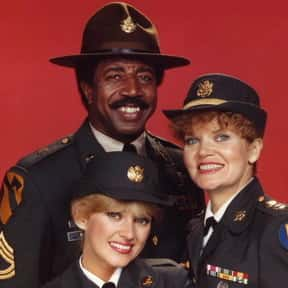 Private Benjamin is listed (or ranked) 10 on the list The Best 1980s CBS Comedy Shows