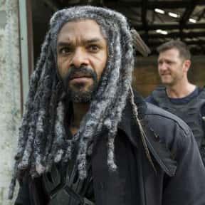 Ezekiel is listed (or ranked) 14 on the list The Walking Dead Season 8 Death Pool