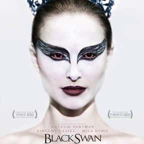 Black Swan is listed (or ranked) 25 on the list The Best Movies You Never Want to Watch Again