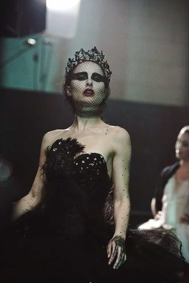 Black Swan is listed (or ranked) 6 on the list 10 Hidden Messages In Well-Known Films You Probably Missed