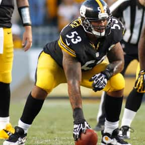 Maurkice Pouncey is listed (or ranked) 23 on the list The Best Pittsburgh Steelers of All Time
