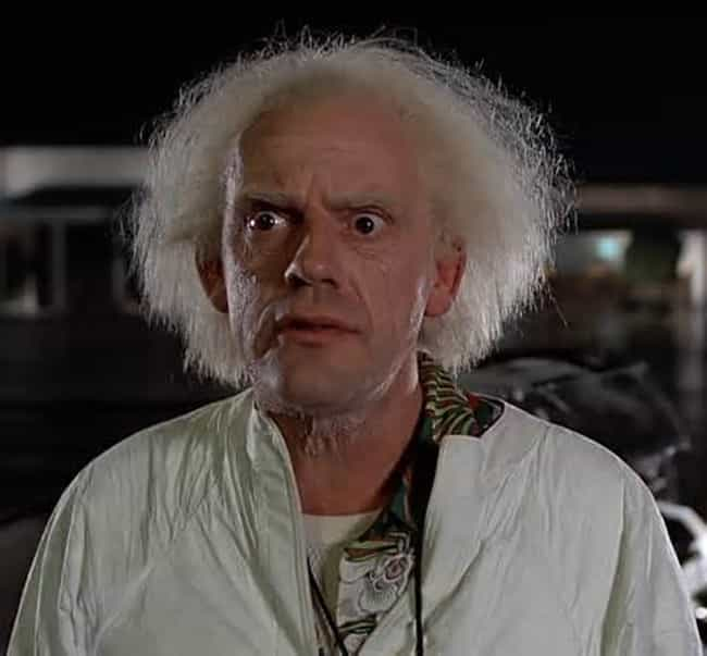 Doc Brown is listed (or ranked) 2 on the list The Funniest Sci-Fi Movie Characters