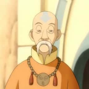 Gyatso is listed (or ranked) 12 on the list Who Was The MVP Of Avatar: The Last Airbender?