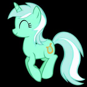 Lyra Heartstrings is listed (or ranked) 17 on the list The Best My Little Pony: Friendship Is Magic Characters