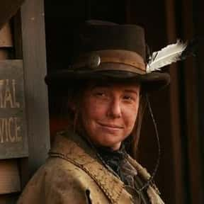 Calamity Jane is listed (or ranked) 12 on the list All Deadwood Characters