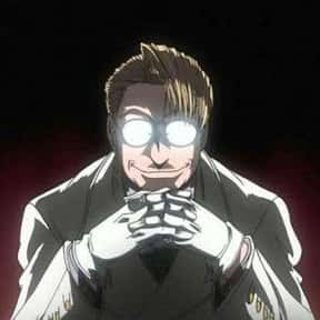 The Major is listed (or ranked) 7 on the list List of All Hellsing Characters, Best to Worst