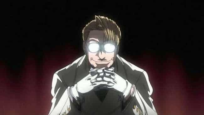 The Major is listed (or ranked) 8 on the list The 16 Smartest Anime Villains Of All Time