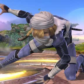 Sheik is listed (or ranked) 10 on the list The Best Super Smash Brothers 4 Characters (Wii U & 3DS), Ranked