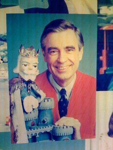 Mr. Rogers on Random Greatest TV Characters