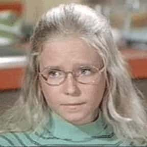 Jan Brady is listed (or ranked) 4 on the list The Greatest Middle Children in TV History