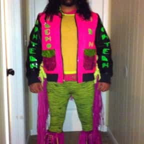 Macho Man Randy Savage is listed (or ranked) 17 on the list Easy Costumes If You Already Have A Beard or Mustache