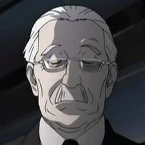 Watari is listed (or ranked) 6 on the list The Best Death Note Characters
