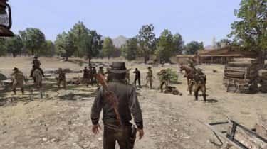 John Marston - 'Red Dead Redem is listed (or ranked) 1 on the list The Most Memorable Video Game Deaths