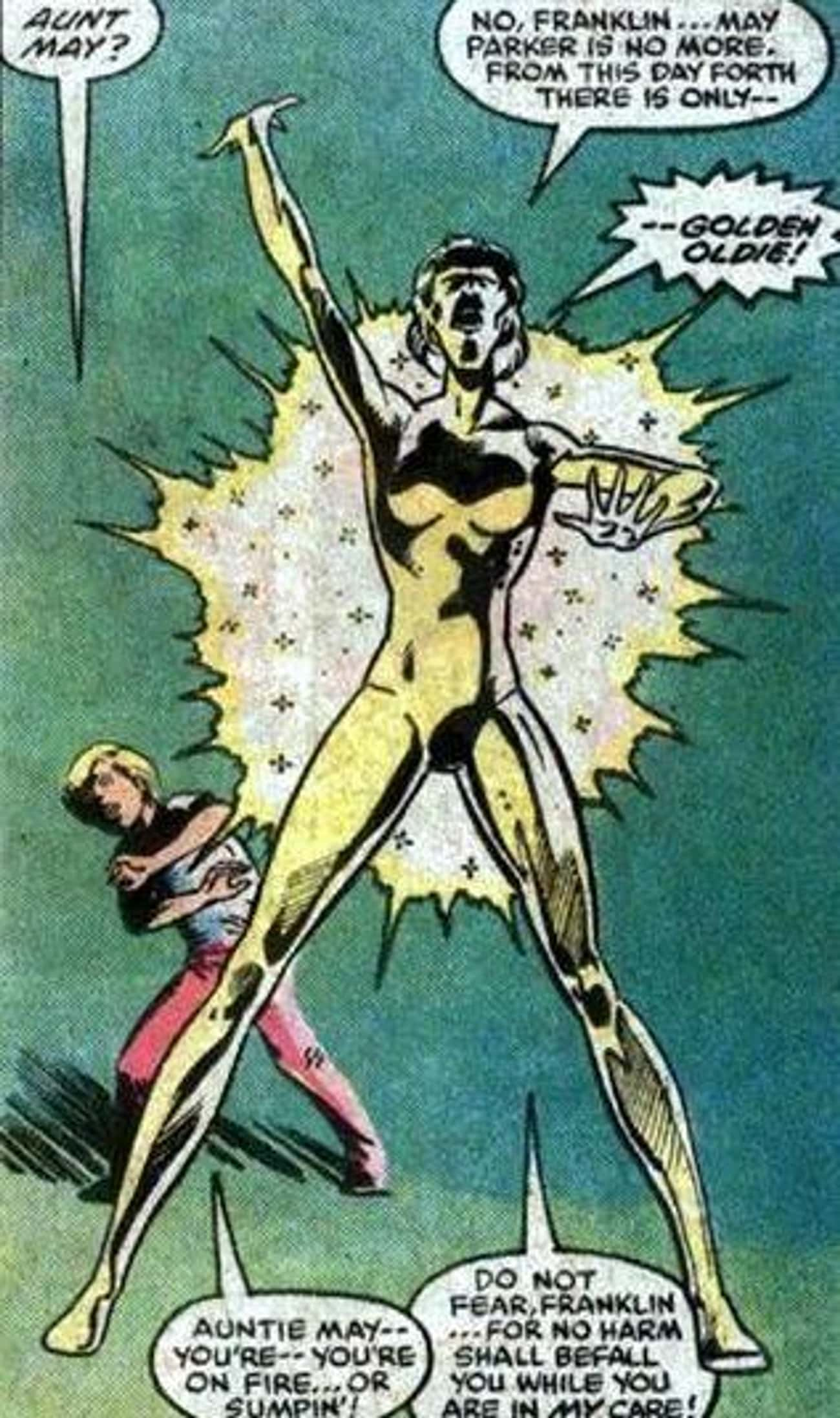 Aunt May: Herald of Galactus