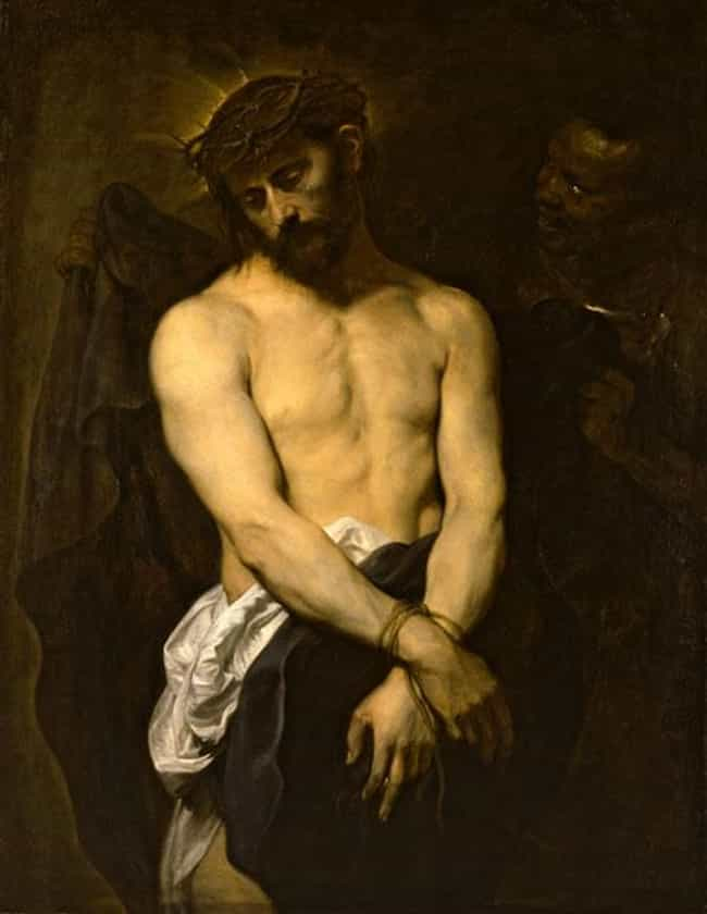 Ecce Homo is listed (or ranked) 3 on the list Famous Anthony van Dyck Paintings