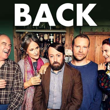 Back is listed (or ranked) 2 on the list What to Watch If You Love 'The IT Crowd'