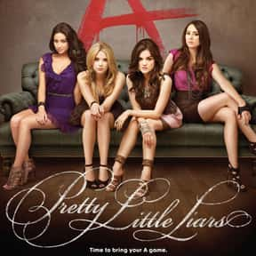 Pretty Little Liars is listed (or ranked) 1 on the list The Best Teen Shows of the 2010s