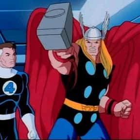 Fantastic Four is listed (or ranked) 18 on the list The Best Thor Versions Of All Time