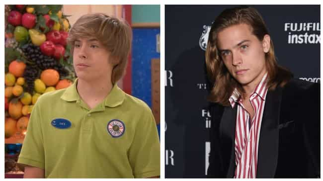Dylan Sprouse is listed (or ranked) 5 on the list Former Disney Channel Stars Reveal What It's Really Like Growing Up In The House Of Mouse