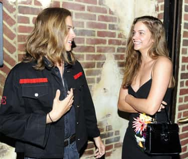 Dylan Sprouse is listed (or ranked) 1 on the list Barbara Palvin Loves and Hookups