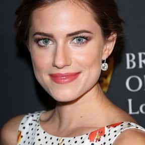 Allison Williams is listed (or ranked) 1 on the list Famous People Named Allison
