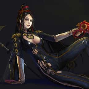Bayonetta is listed (or ranked) 7 on the list The Hottest Video Game Vixens of All Time
