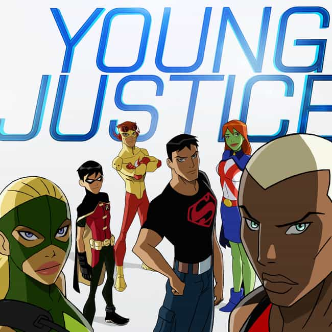 Young Justice is listed (or ranked) 2 on the list What To Watch If You Love 'Avatar: The Last Airbender'