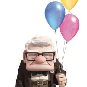 Carl Fredricksen is listed (or ranked) 1 on the list The Greatest Old Man Characters in Film