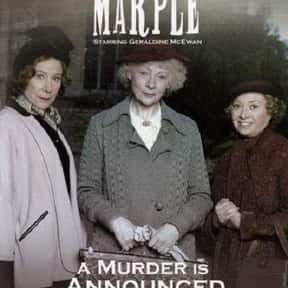 Marple: A Murder Is Announced is listed (or ranked) 11 on the list The Best Claire Skinner Movies