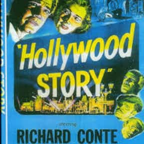 Hollywood Story is listed (or ranked) 23 on the list The Best Richard Egan Movies