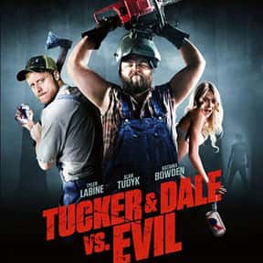 Tucker & Dale vs. Evil is listed (or ranked) 14 on the list The Best Horror Movies Set in the Woods